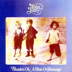 1972 Thin_Lizzy-Shades_Of_A_Blue_Orphanage-Frontal