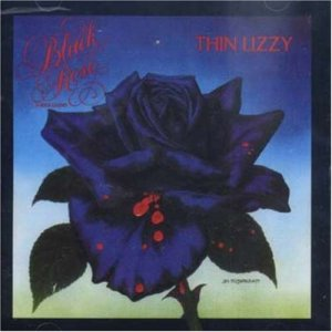 1979 Thin Lizzy Black Rose
