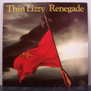 1982 Thin Lizzy Renegade